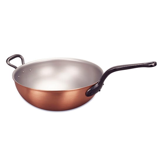 Picture of Classic Wok, 28 cm (11 in) and steamer insert