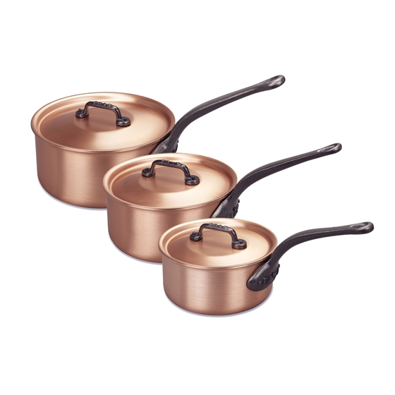 Picture of Classic Line Sauce Pan Set