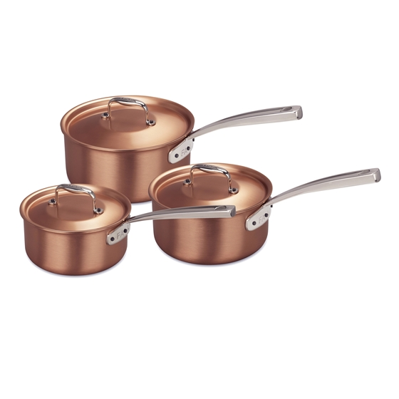 Picture of Signature Line Sauce Pan Set