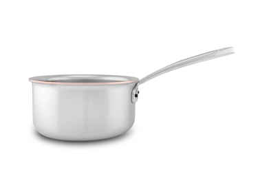 Picture of Copper Coeur Sauce Pan, 16 cm (1.4 qt)