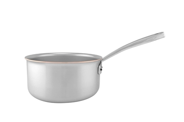 Picture of Copper Coeur Sauce Pan, 18 cm (2.1 qt)