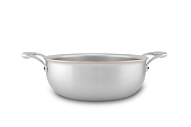 Picture of Copper Coeur Stew Pan, 24 cm (3.2 qt)