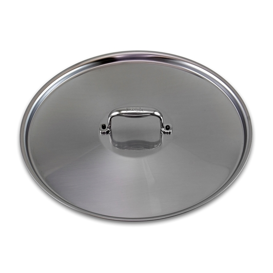 Picture of Cover, Stainless Steel, 28 cm (11 in)
